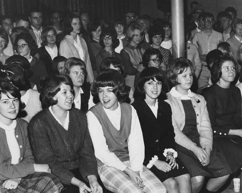 1960s Chili Festival