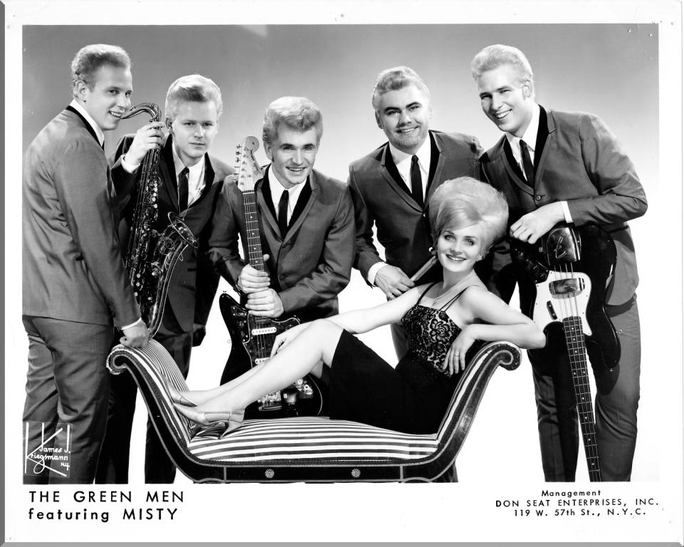 Johnny Green & the Greenmen