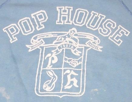 Pop House logo